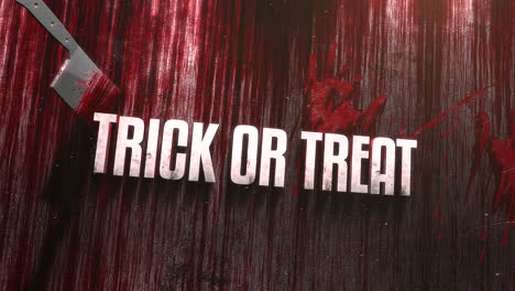 Trick-or-Treat-on-horror-background-with-dark-bloody-and-knife