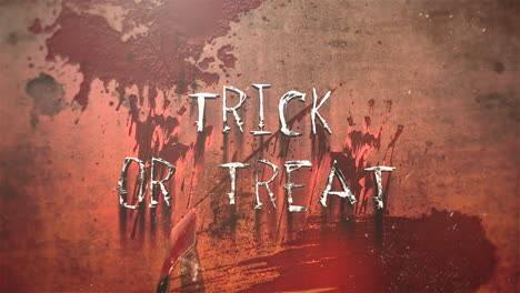 Trick-or-Treat-and-mystical-horror-background-with-dark-blood