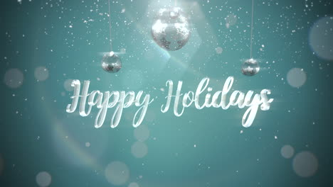 Happy-Holidays-text-with-silver-balls