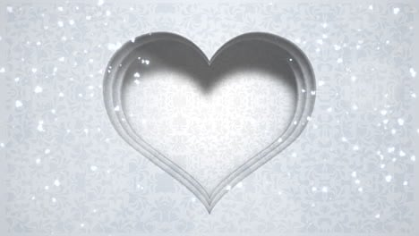 Closeup-white-hearts-of-love-with-wedding-background-3