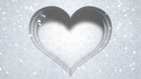 Closeup-white-hearts-of-love-with-wedding-background-4