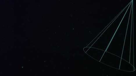 Bewegung-Abstrakte-Geometrische-Form-Mit-Partikeln-Im-Raum-26