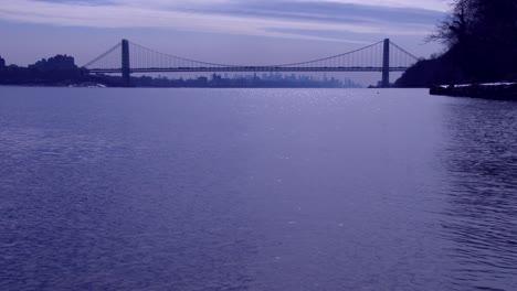 El-Puente-George-Washington-Conecta-Nueva-Jersey-Al-Estado-De-Nueva-York-Con-El-Horizonte-De-Manhattan-5