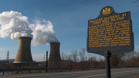 A-sign-recognizes-the-disastrous-meltdown-at-Three-Mile-Island-nuclear-power-plant