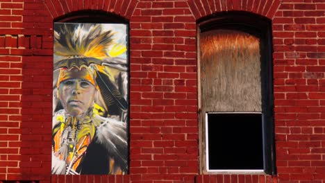 Buildings-are-painted-with-beautiful-art-in-a-Baltimore-slum-8