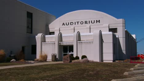 A-classic-1950-s-style-high-school-with-an-auditorium-1