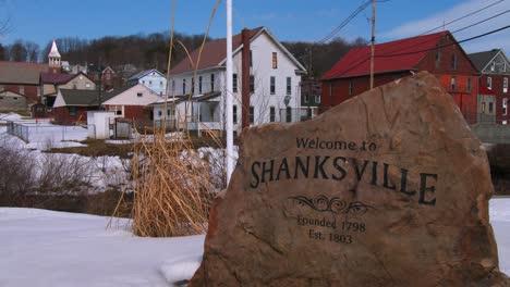 Toma-De-Establecimiento-De-Shanksville-Pensilvania-Sitio-Del-Accidente-De-United