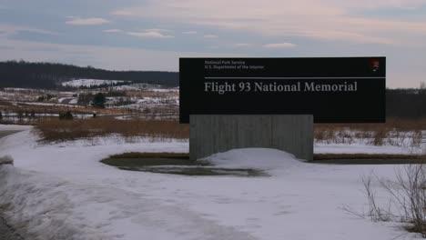 El-Vuelo-93-Monumento-Nacional-Cerca-De-Shanksville-Pensilvania