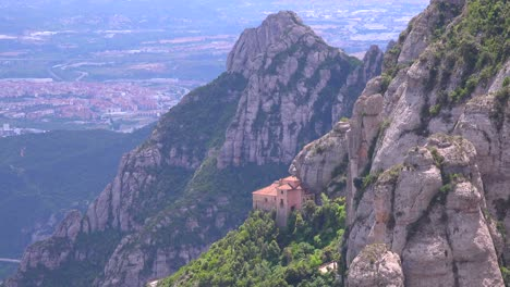 The-Montserrat-Monastery-in-Spain