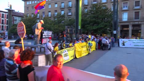 Protests-during-a-large-rally-in-Spain-over-the-state-of-the-economy