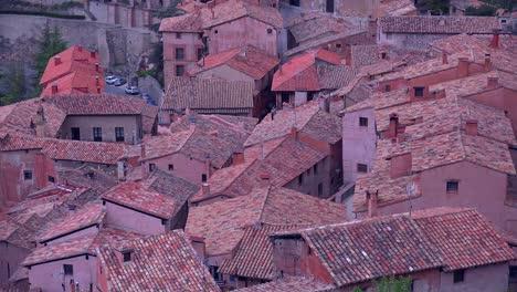 Pretty-tile-roofs-define-the-beautiful-Spanish-monastery-town-of-Albarracin