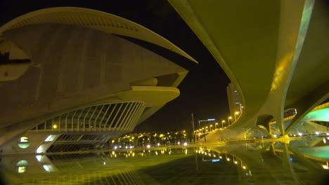 A-space-ship-like-futuristic-office-building-in-Valencia-Spain-1