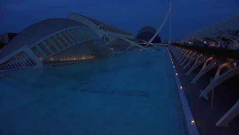 Futuristic-architecture-of-Valencia-Spain-1