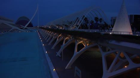 Futuristic-architecture-of-Valencia-Spain-2