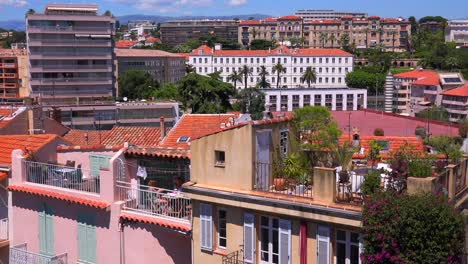 A-view-across-the-cityscape-of-Cannes-France-1