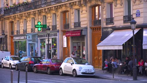 A-typical-street-in-Paris-France