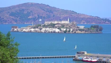Alcatraz-Island-in-San-Francisco-harbor