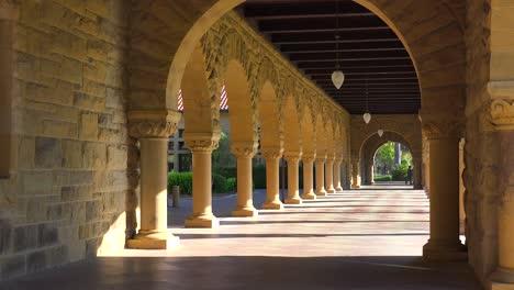 Establishing-shot-of-the-Stanford-University-campus-at-Palo-Alto-California-2