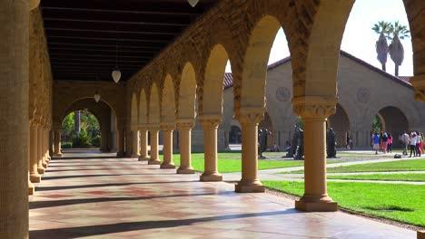 Establishing-shot-of-the-Stanford-University-campus-at-Palo-Alto-California-3