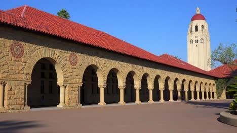 Establishing-shot-of-the-Stanford-University-campus-at-Palo-Alto-California-5