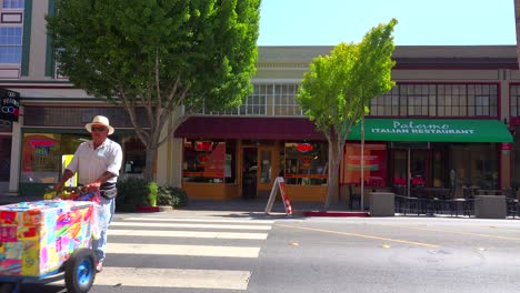 Establishing-shot-of-a-small-retail-storefront-business-district-2