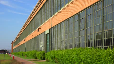 A-warehouse-or-factory-by-day
