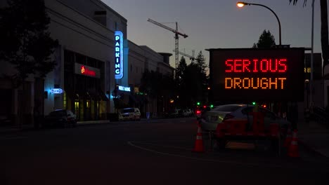 A-highway-sign-warns-of-serious-drought-in-California