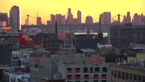 A-dusk-view-across-the-Brooklyn-and-Queens-skyline-in-New-York-City-1