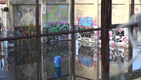 Urban-graffiti-adorns-an-abandoned-building-in-an-urban-area-3