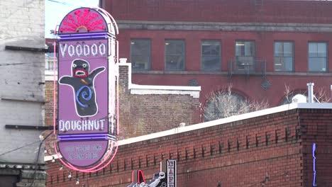 Voodoo-Doughnuts-is-a-landmark-business-in-Portland-Oregon