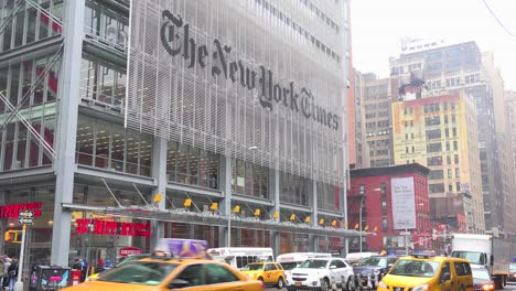 Establishing-shot-of-the-New-York-Times-building