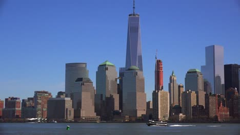 Establishing-shot-of-the-financial-district-of-New-York-City-including-the-Freedom-Tower-1