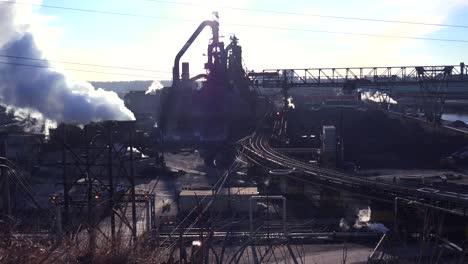 Establishing-shot-of-a-busy-steel-mill-2