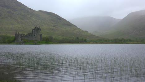 The-Kilchurn-Castle-on-Loch-Awe-Scotland