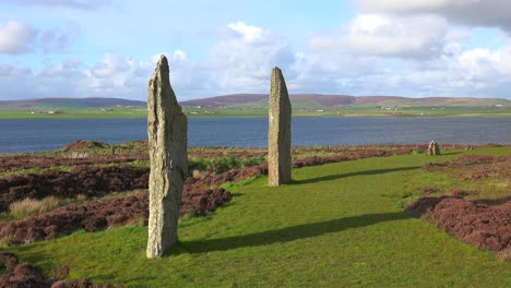 The-sacred-Celtic-stones-on-the-Islands-of-Orkney-in-Northern-Scotland