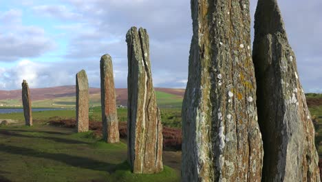 The-sacred-Brodgar-circular-Celtic-stones-on-the-Islands-of-Orkney-in-Northern-Scotland-1