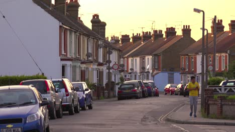 Establishing-shot-of-a-working-class-neighborhood-in-England-or-Wales