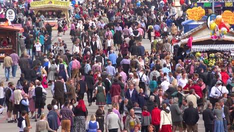 Huge-crowds-of-people-attend-Oktoberfest-in-Munich-Germany-3