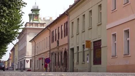 Meist-Verlassene-Schaustadt-Im-NS-Konzentrationslager-Theresienstadt-In-Tschechien-2