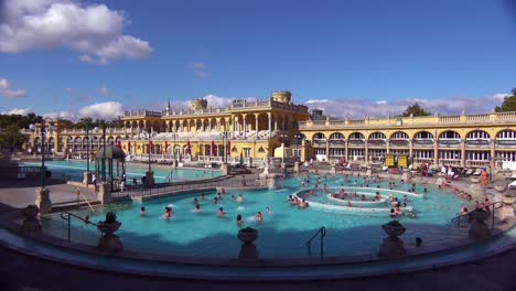An-establishing-shot-of-a-beautiful-old-bath-and-spa-in-Budapest-Hungary-1
