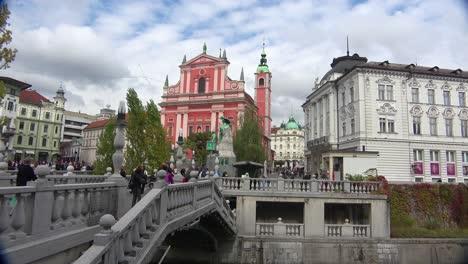 Establishing-shot-of-Ljubljana-the-capital-of-Slovenia-1