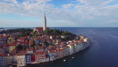 Beautiful-aerial-shot-of-the-town-of-Rovinj-in-Croatia-9