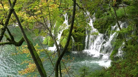 Beautiful-waterfalls-are-found-everywhere-at-Plitvice-National-Park-in-Croatia-1