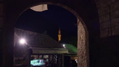 Noche-En-Mostar-Bosnia-Herzegovina
