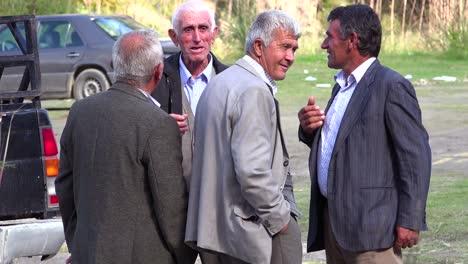 Albanian-men-meet-n-the-park-and-enjoy-friendship-and-conversation