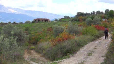 Plano-De-Establecimiento-De-Las-Hermosas-Montañas-Alpinas-De-Albania-1