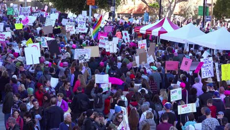 Hundreds-of-thousands-march-to-protest-the-presidency-of-Donald-Trump-in-downtown-Los-Angeles-California-1