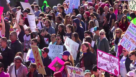 Hundreds-of-thousands-march-to-protest-the-presidency-of-Donald-Trump-in-downtown-Los-Angeles-California-3