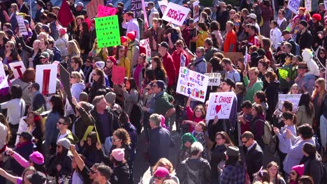 Hundreds-of-thousands-march-to-protest-the-presidency-of-Donald-Trump-in-downtown-Los-Angeles-California-4