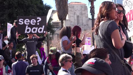 A-huge-protest-against-the-presidency-of-Donald-Trump-in-downtown-Los-Angeles-2